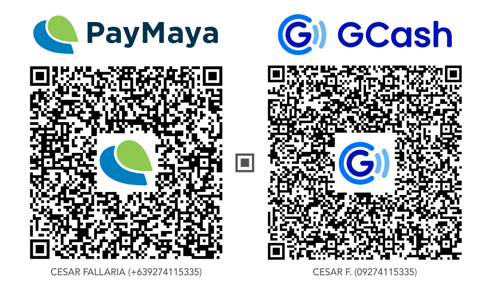 Lapida Online QR Code Scan to Pay Options